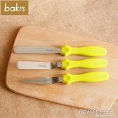 抹刀3件套裝 奶油蛋糕裱花刮平刀組 刮刀吻刀烘焙工具      時尚教主