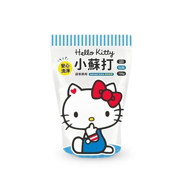 Hello Kitty 小蘇打 700g 三麗鷗授權 清洗蔬果 居家清潔【PQ 美妝】