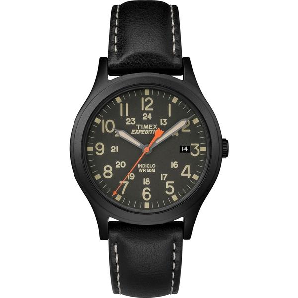 【TIMEX】 天美時 Expedition系列 探險手錶 (黑 TXTW4B11200)