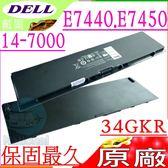 DELL 電池(原廠)-戴爾 E7440 電池,E7450 電池,14-7000 電池,34GKR,3RNFD,G95J5,PFXCR,T19VW,V8XN3