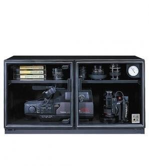 弘瀚科技@收藏家 高承載大型防潮櫃系列 全功能電子防潮箱 AXL-200
