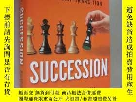 二手書博民逛書店Succession:Mastering罕見the Make o