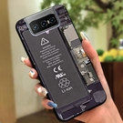 [機殼喵喵] Asus 華碩 ZenFone 6 7 Pro  ZS630KL ZS670KS ZS671KS 阿爾法空壓殼 防摔外殼 019
