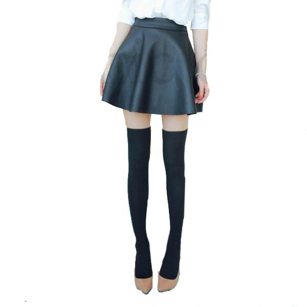 假及膝褲襪   (黑+膚   白+膚)二色售  11672002