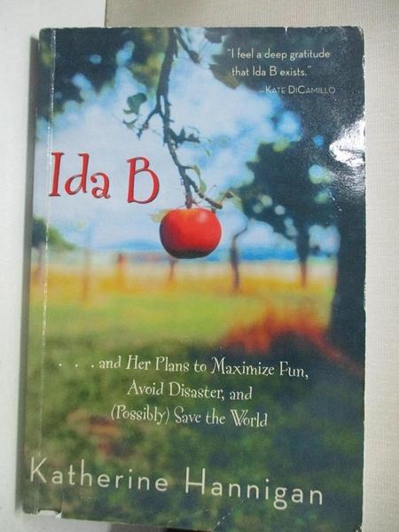 【書寶二手書T1/原文小說_GIZ】Ida B : And Her Plans to Maximize Fun…