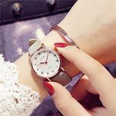 手錶 2018新款手錶女學生文藝復古簡約韓版森系潮流ulzzang 小清新百搭 芭蕾朵朵