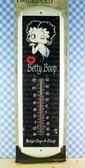 【震撼精品百貨】Betty Boop_貝蒂~溫度計-黑底