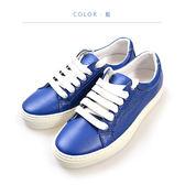 ORWARE-「可水洗」柔軟舒適休閒鞋 652036-07藍