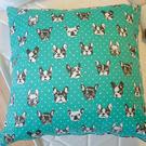 限量 抱枕   Tiffany dog  磨毛材質抱枕   枕芯超飽滿 台灣製