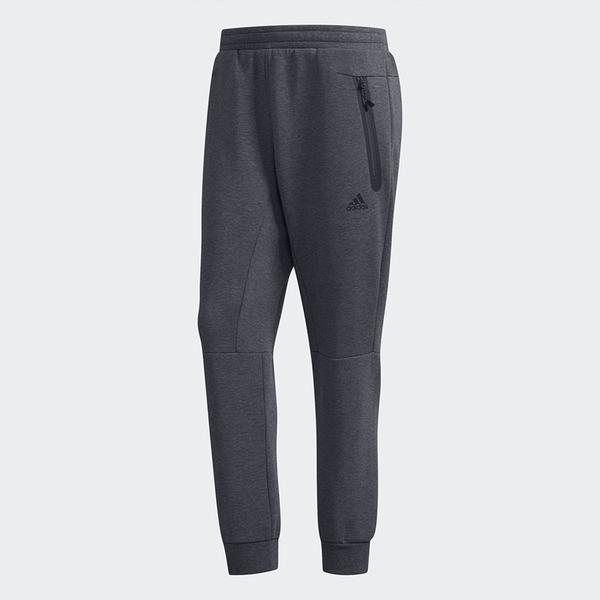 Adidas ISC PNT DK DGREYH [DY5780] 男 運動 休閒 訓練 縮口 長褲 棉質 愛迪達 灰