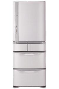 《日立 HITACHI》563公升 五門琉璃變頻冰箱 RS57HJ-SN(香檳不銹鋼)/W(星燦白)