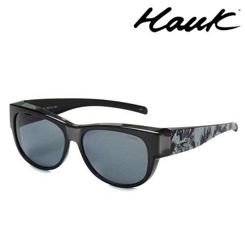 HAWK偏光太陽套鏡(眼鏡族專用)HK1006-71