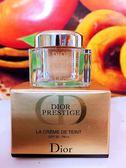 Dior 迪奧精萃再生花蜜粉底霜  5ML (色號: #020) 全新 百貨公司專櫃貨