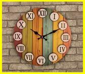 14寸歐式復古創意時鐘掛鐘 19款總有一款適合您喔~