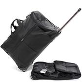 拉桿包 簡約拉桿旅行包大容量行李包旅行袋折疊航空托運箱出差留學搬家包【快速出貨】