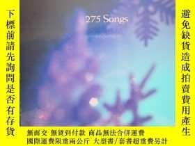 二手書博民逛書店THE罕見ULTIMATE CHRISTMAS FAKE BOOK 275Songs 聖誕名曲 大全275首(外文