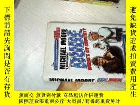 二手書博民逛書店MICHAEL罕見MOORE DUDE, WHERE MY CO