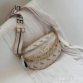 法國小眾女士小包包2021流行新款潮時尚百搭ins斜背胸包網紅腰包 科炫數位