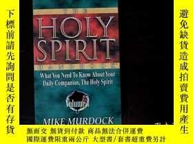 二手書博民逛書店(外文書)罕見THE HOLY SPIRIT HANDBOOKY