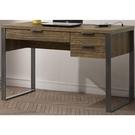 書桌 電腦桌 SB-806-3 雅博德4尺USB經典胡桃色書桌 (不含其它產品) 【大眾家居舘】