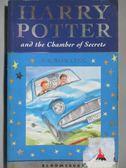 【書寶二手書T4/原文小說_ODM】Harry Potter and the chamber of secrets