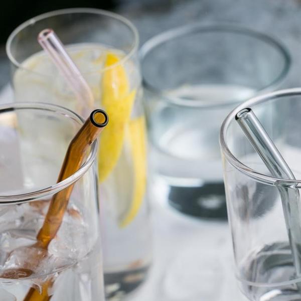 玻璃果汁飲料管梅森杯吸管 2件