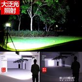 手電筒強光可充電超亮多功能小便攜迷你家用led氙氣燈遠射5000   東川崎町