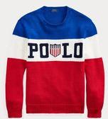 美國代購 Polo Ralph Lauren 棉質 圖案毛衣 (XS~XL) ㊣