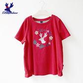 American Bluedeer-繡花圈鹿上衣 (魅力價)