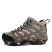 Merrell Moab Mid Gore-Tex ML65310 女鞋 運動 戶外 休閒 登山 越野 防水 透氣 棕