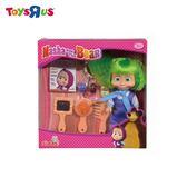 玩具反斗城 瑪莎與熊 造型美髮師