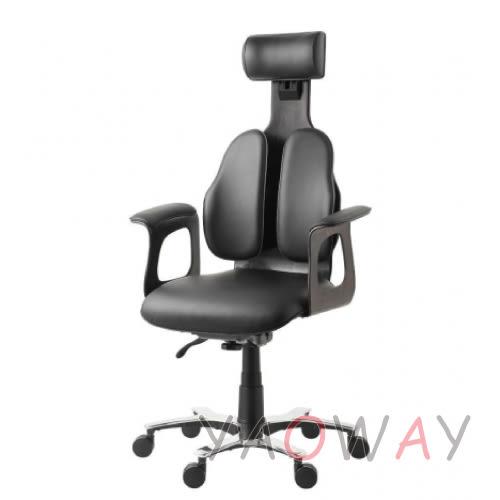 【耀偉】DUOREST-Chairman總裁椅DD-130雙背椅/人體工學椅/辦公椅/主管椅/電腦椅