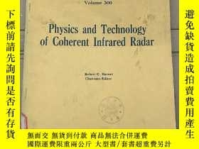 二手書博民逛書店physics罕見and technology of coherent infrared radar(P2726)