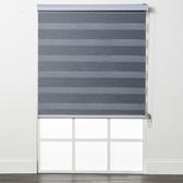 韓國可調光遮光捲簾 灰色款 寬120x高185cm