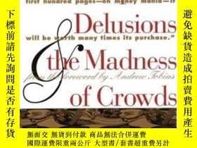 二手書博民逛書店Extraordinary罕見Popular Delusions & The Madness Of Crowds奇