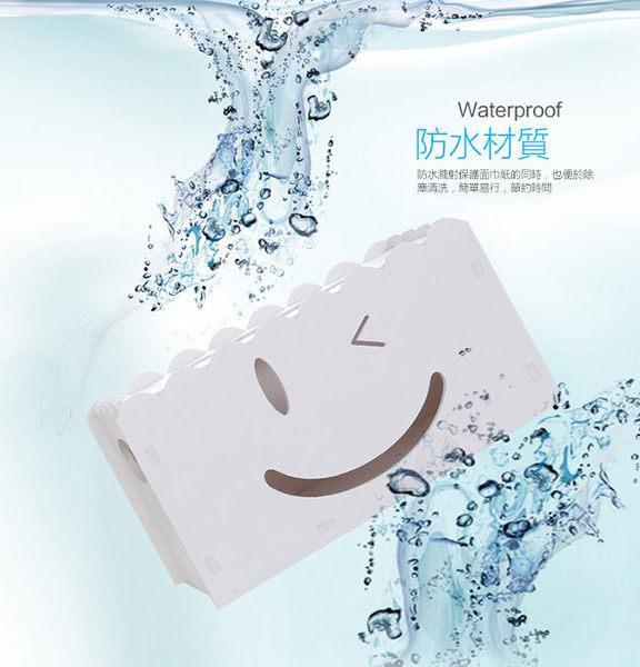太陽花面紙盒/紙巾盒/三入(LS0083-3)-YKS