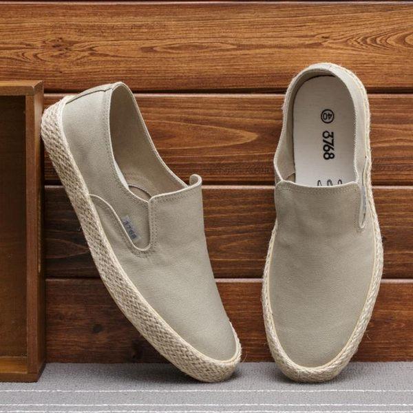 帆布鞋休閒鞋男帆布鞋男