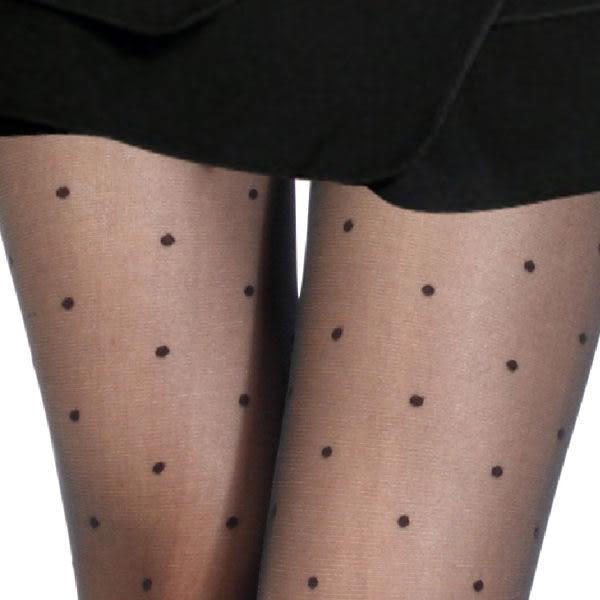 台灣製MIT 氣質花紋絲襪透膚絲襪【NO3-195】香川絲襪KAGAWA