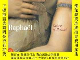 二手書博民逛書店Raphael.罕見Grace et beauté (Frenc