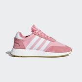 Adidas I-5923 W [B37971] 女鞋 運動 休閒 跑鞋 經典 復古 輕量 避震 愛迪達 粉紅 白