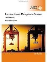 二手書博民逛書店《Introduction to Management Scie