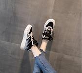 增高鞋 老爹鞋子女2020年新款秋季內增高女鞋爆款百搭休閒運動鞋