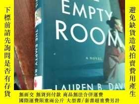 二手書博民逛書店The罕見Empty Room【大32開精裝 英文原版】Y16472 Lauren B.Davis Harpe