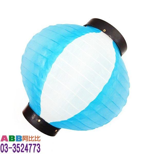 A1410-5★10吋黑蓋圓形燈籠_藍白#燈籠#日式#彩繪#小#圓#長#寫字燈籠#燈籠寫字#有字#提把#元宵#DIY