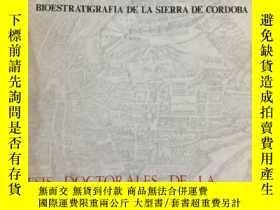 二手書博民逛書店Bioestratigrafia罕見de la Sierra de CordobaY244941 Eladio