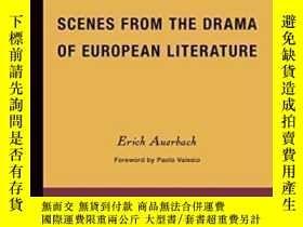 二手書博民逛書店Scenes罕見From The Drama Of European Literature-歐洲文學戲劇中的場景奇