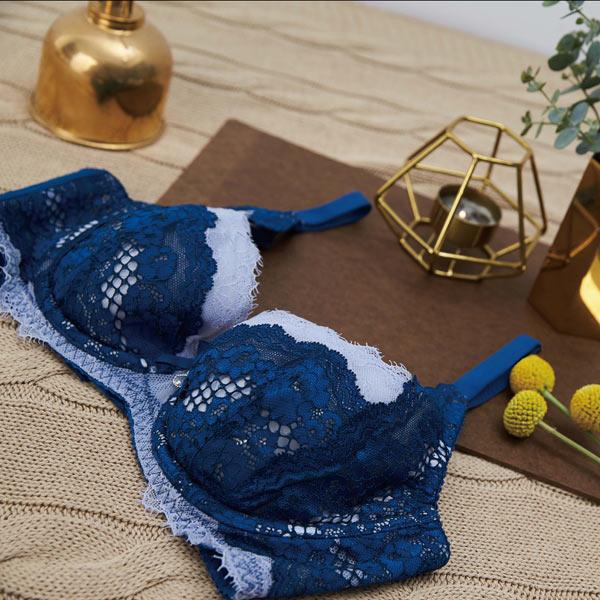 【瑪登瑪朵】無敵美G內衣  B-G罩杯(雅致藍)(未滿3件恕無法出貨,退貨需整筆退)