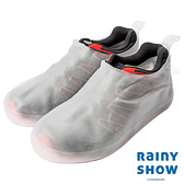防水鞋套『白』19-19022 防水.鞋套.雨具.雨鞋.雨衣.釣魚.登山.機車.下雨.防雨鞋套