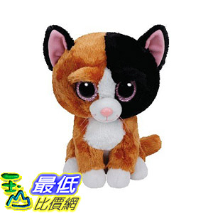 [8美國直購] Ty Tauri Cat Plush, Tan, Medium