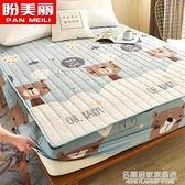 防水加厚夾棉床笠單件隔尿床罩床單防滑固定1.8m席夢思床墊保護套 名購新品